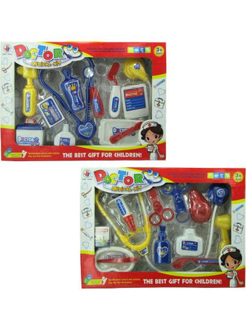 Doctor's Medical Play Set (Available in a pack of 4)