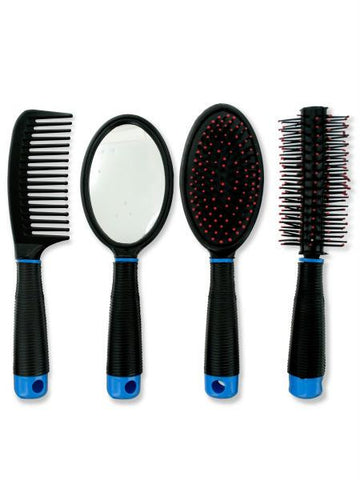 Hair Brush & Comb Set (Available in a pack of 8)