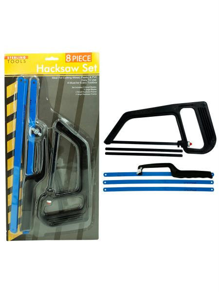 Hacksaw Set (Available in a pack of 8)