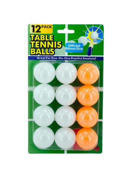Table Tennis Balls (Available in a pack of 8)