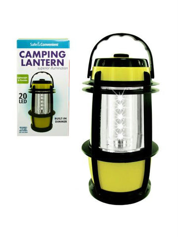20 LED Camping Lantern (Available in a pack of 1)