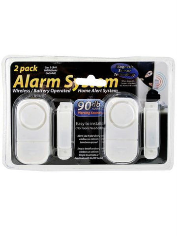Alarm System Set (Available in a pack of 8)