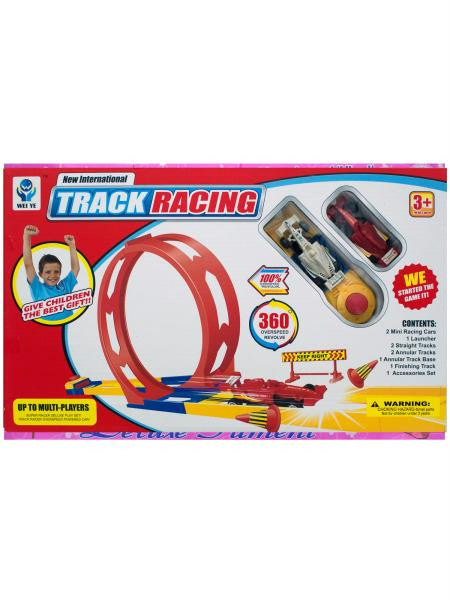 Super Loop Race Track with Cars (Available in a pack of 1)