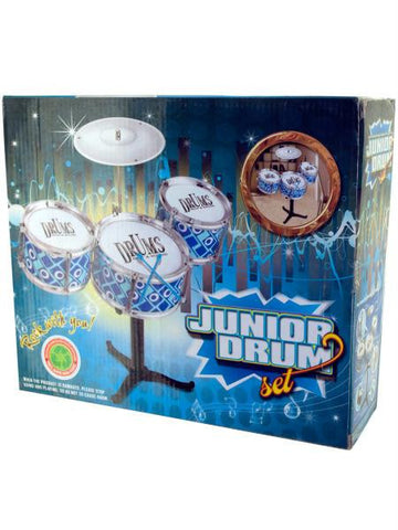 Junior Drum Set (Available in a pack of 1)