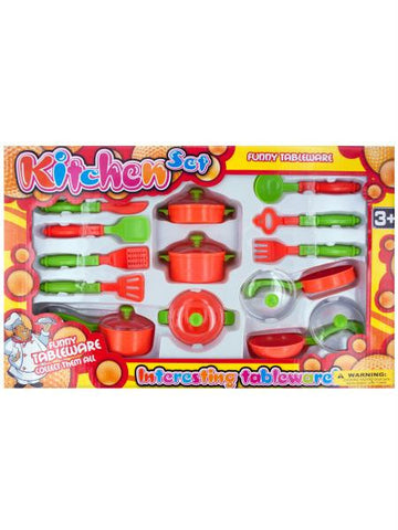 Cookware Set (Available in a pack of 1)
