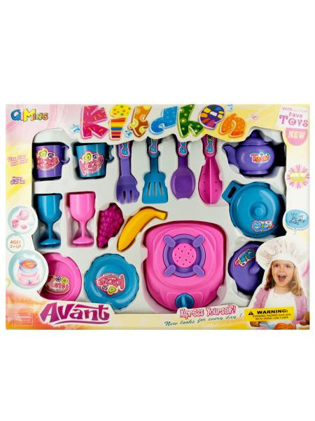 Cooking Play Set (Available in a pack of 1)