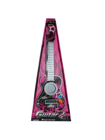 Battery Operated Beautiful Melody Musical Guitar (Available in a pack of 1)
