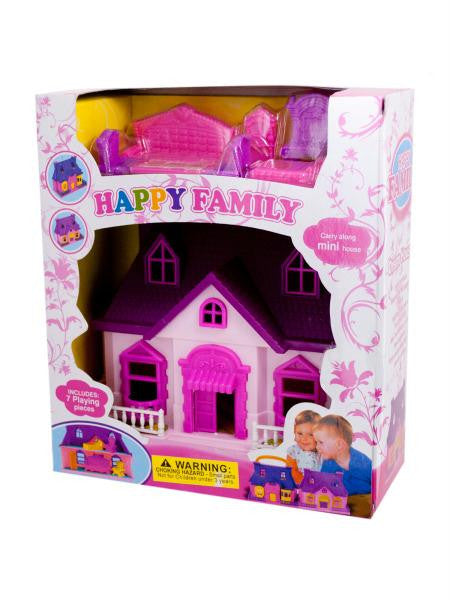 Dream House Play Set (Available in a pack of 4)