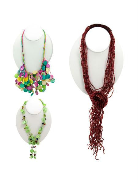 Fashion Necklace (Assorted Styles) (Available in a pack of 10)