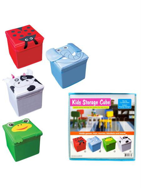 Kids Fabric Storage Cube (Available in a pack of 4)