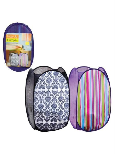 Pop-Up Laundry Hamper (Available in a pack of 4)