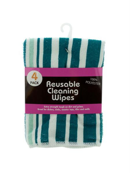 Microfiber Towels (Available in a pack of 4)