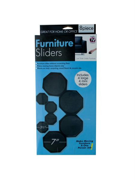 Furniture Sliders (Available in a pack of 6)