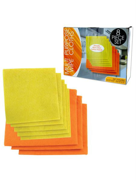 Multi-Purpose Wipe Cloths (Available in a pack of 6)