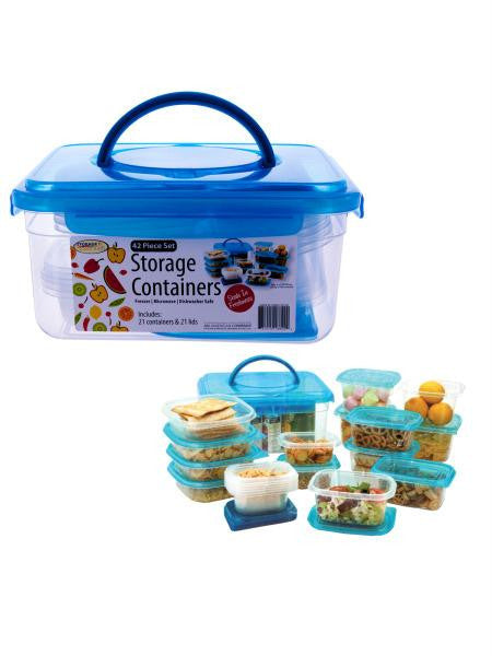 Storage Container Set (Available in a pack of 1)