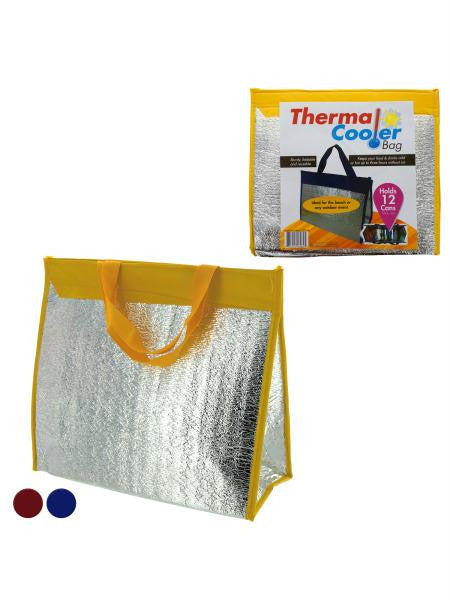 Thermal Cooler Bag (Available in a pack of 12)