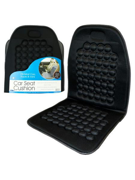 Car Seat Cushion with Back Support (Available in a pack of 1)
