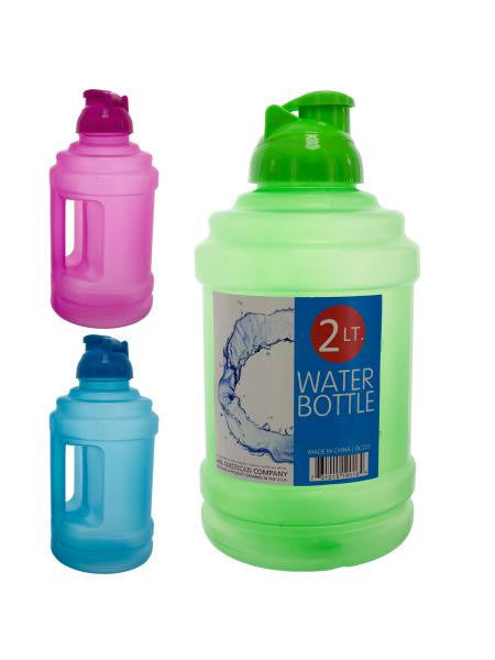 2 Liter Water Bottle (Available in a pack of 8)
