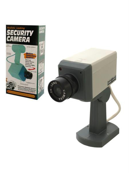 Mock Surveillance Camera (Available in a pack of 4)
