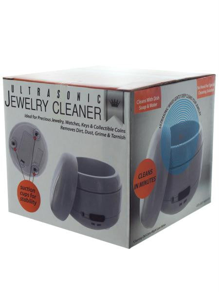 Ultrasonic Jewelry Cleaner (Available in a pack of 1)