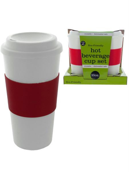 Eco-Friendly Coffee Mug Set (Available in a pack of 1)