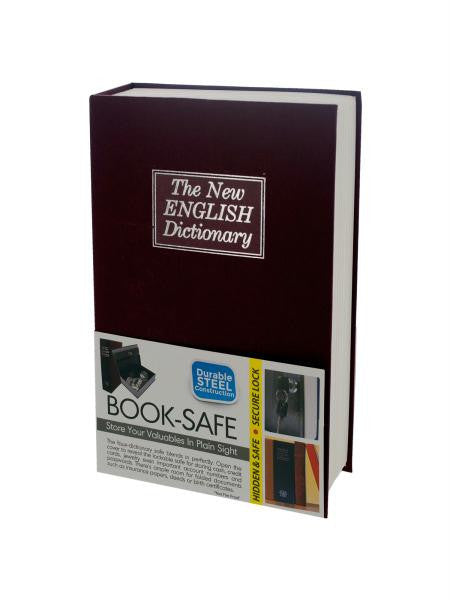 Hidden Dictionary Book Safe (Available in a pack of 1)