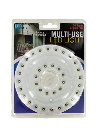 Battery Operated Multi-Use 36 LED Light (Available in a pack of 4)
