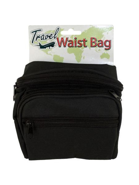 Travel Waist Bag (Available in a pack of 4)