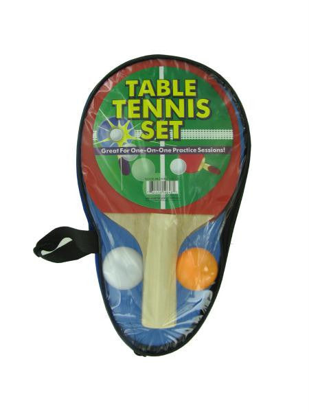 Portable Table Tennis Set (Available in a pack of 6)