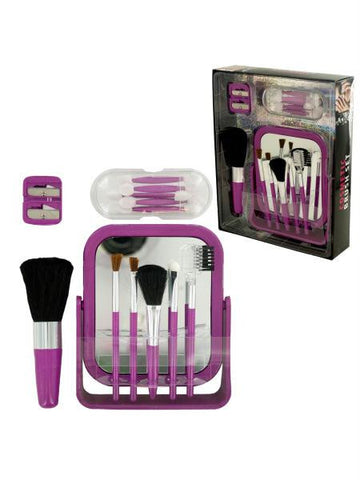 Cosmetic Brush & Applicator Set (Available in a pack of 4)