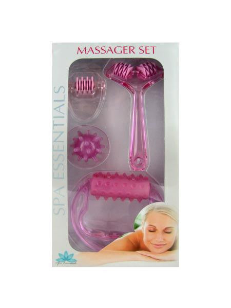 Relaxing Massager Set (Available in a pack of 4)