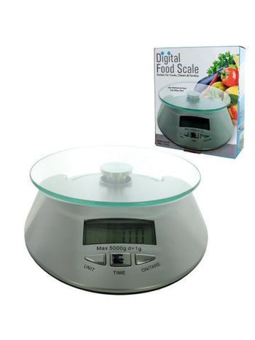 Battery Operated Digital Food Scale (Available in a pack of 1)