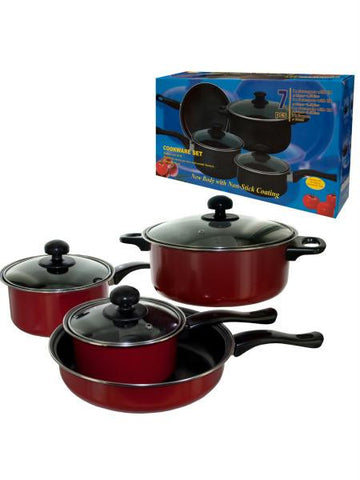 Stainless Steel Cookware Set (Available in a pack of 1)