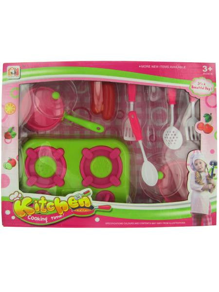 Kitchen Play Set (Available in a pack of 4)