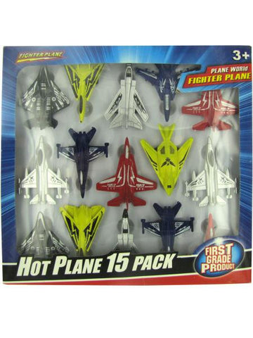 Fighter Plane Set (Available in a pack of 6)