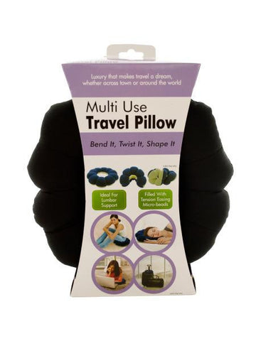 Multi-Use Travel Pillow (Available in a pack of 4)