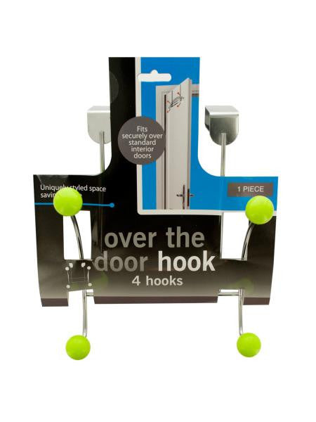 Over The Door Hook (Available in a pack of 6)