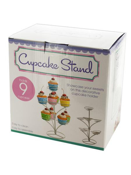 Three Tier Cupcake Stand (Available in a pack of 4)