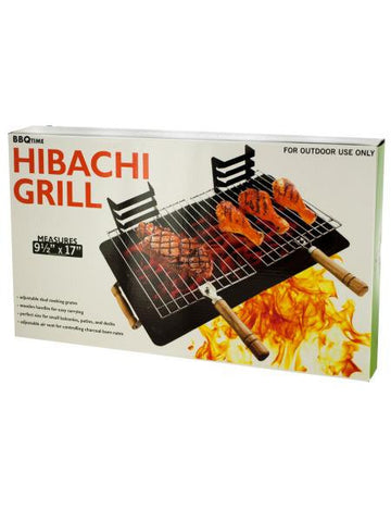 Hibachi Grill (Available in a pack of 1)
