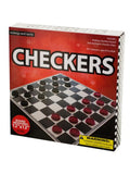 Folding Checkers Game (Available in a pack of 10)