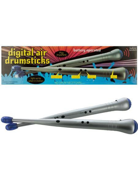 Digital Air Drumsticks (Available in a pack of 1)
