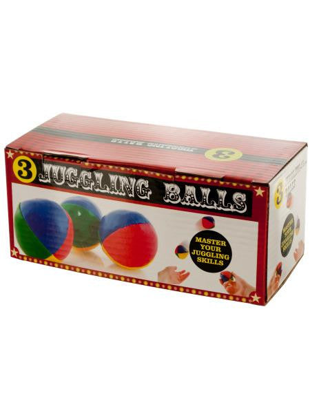 Juggling Balls (Available in a pack of 4)