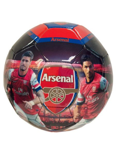 Arsenal Photo PVC Soccer Ball (Available in a pack of 1)