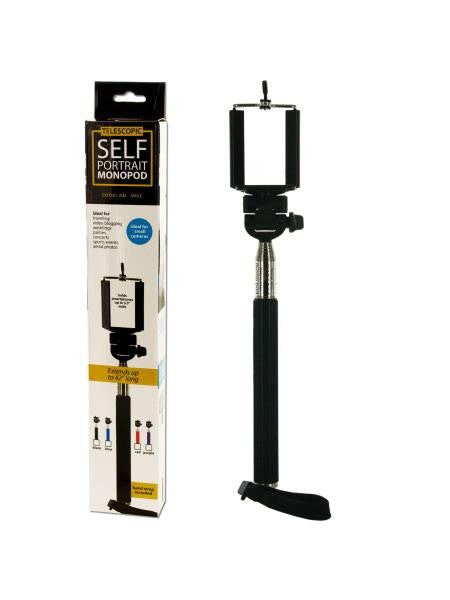 Self-Timer Self Portrait Monopod (Available in a pack of 5)