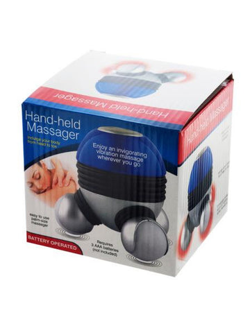 Handheld Massager (Available in a pack of 1)