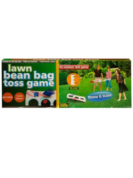 Lawn Bean Bag Toss Game (Available in a pack of 1)