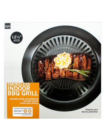 Smokeless Indoor Barbecue Grill (Available in a pack of 1)