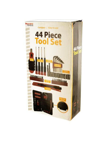 Compact Tool Set in Storage Case (Available in a pack of 1)