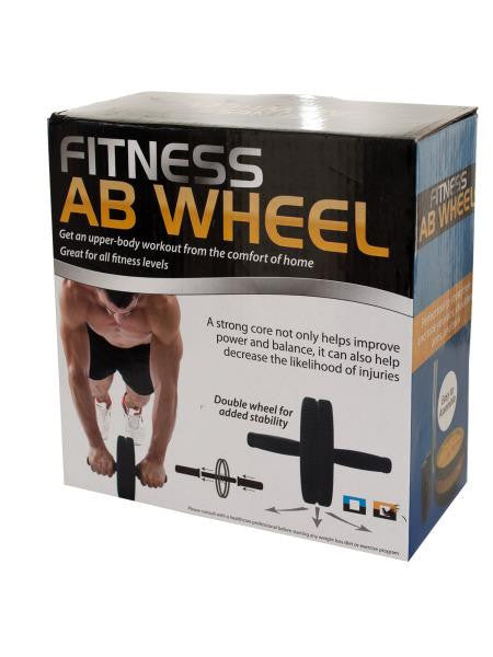 Fitness Ab Wheel (Available in a pack of 1)