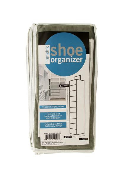 Hanging Shoe Organizer (Available in a pack of 4)